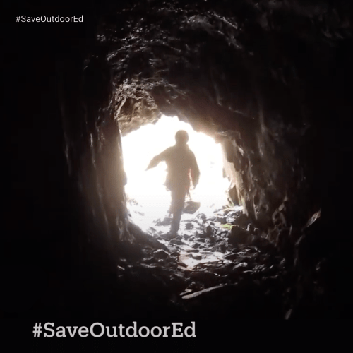 #SaveOutdoorEd
