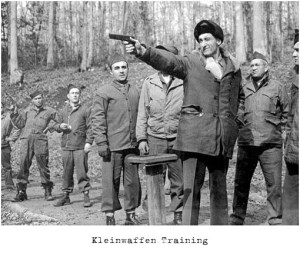 Small-arms-training