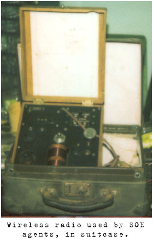 Wireless-radio