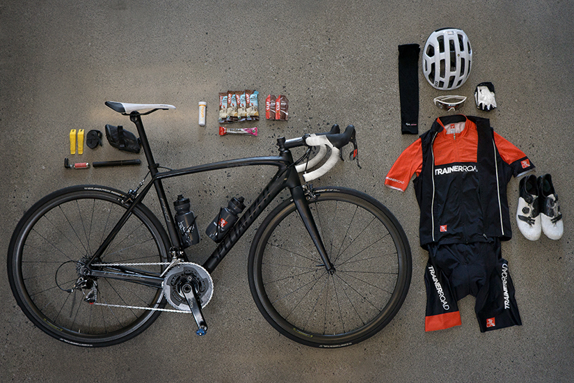 10-Best-Tips-to-Prepare-For-Levi's-Gran-Fondo-Equipment-2