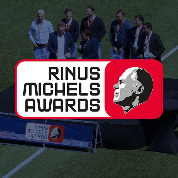 Uitreiking Rinus Michels Awards