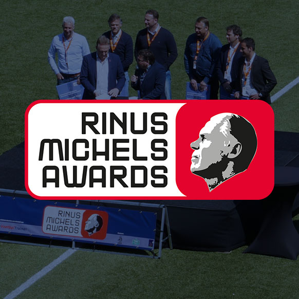Uitreiking Rinus Michels Awards