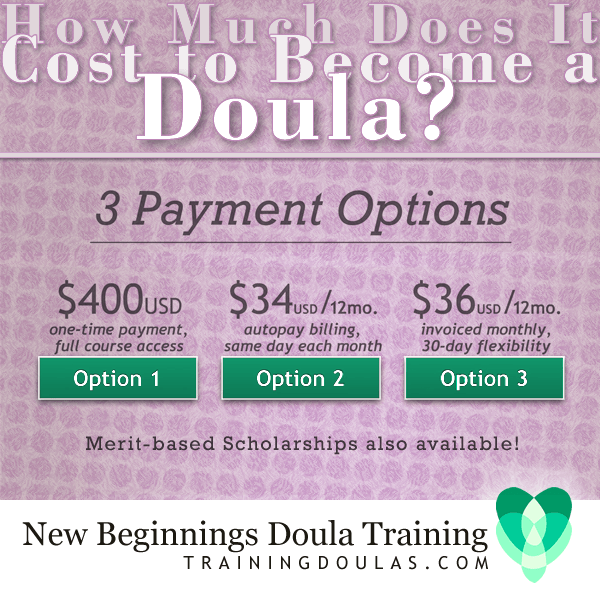The Cost of Birth Doula Training and Certification