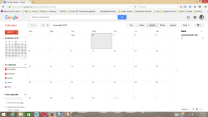 Using google calenders to balance doula work and family