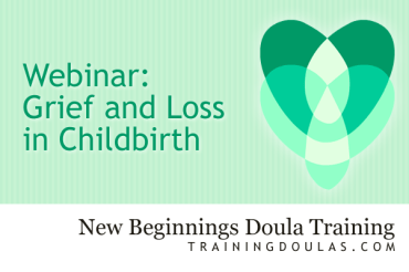 Webinar: Grief and Loss in Childbirth