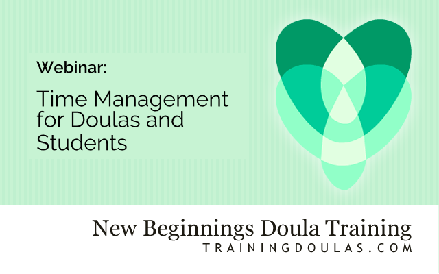 Time Management for Doulas