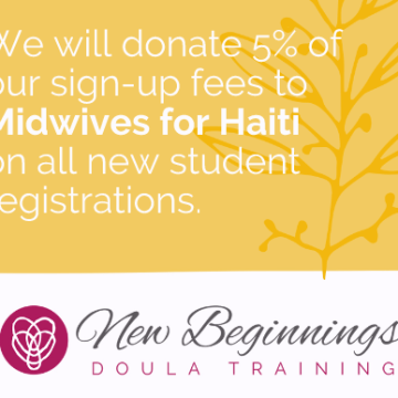 Doula Training #GivingTuesday