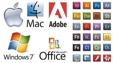Adobe Software Training Courses available from CGT