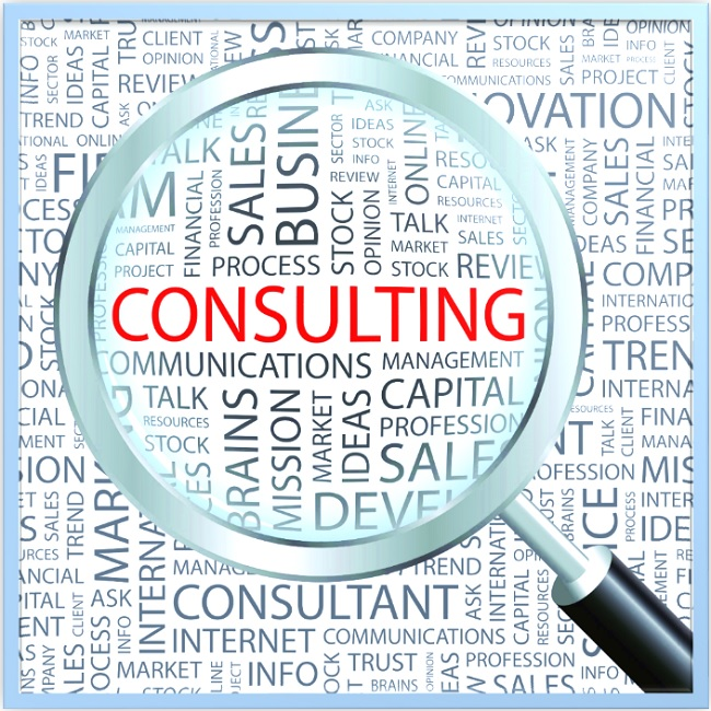 <h4>Consulting</h4>