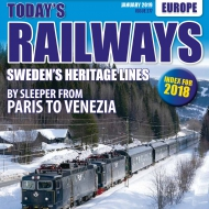 Today's Railways Europe