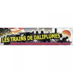 Les trains Daliplumes