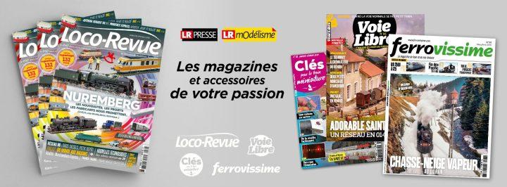LR Presse - LR Modélisme