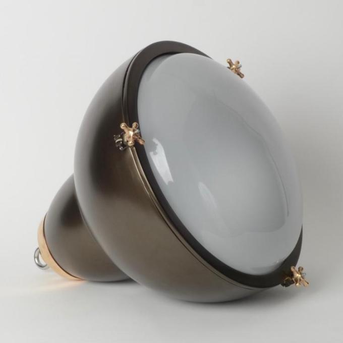 French Streetlight Bronze