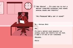 Communication Breakdown 1