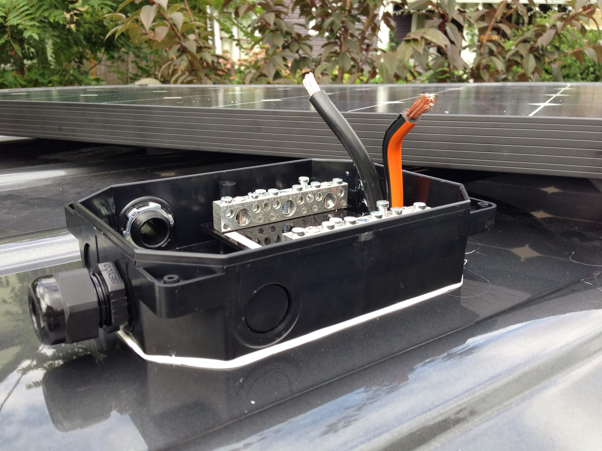 How To Install Solar Panels On A Camper Van Traipsing About