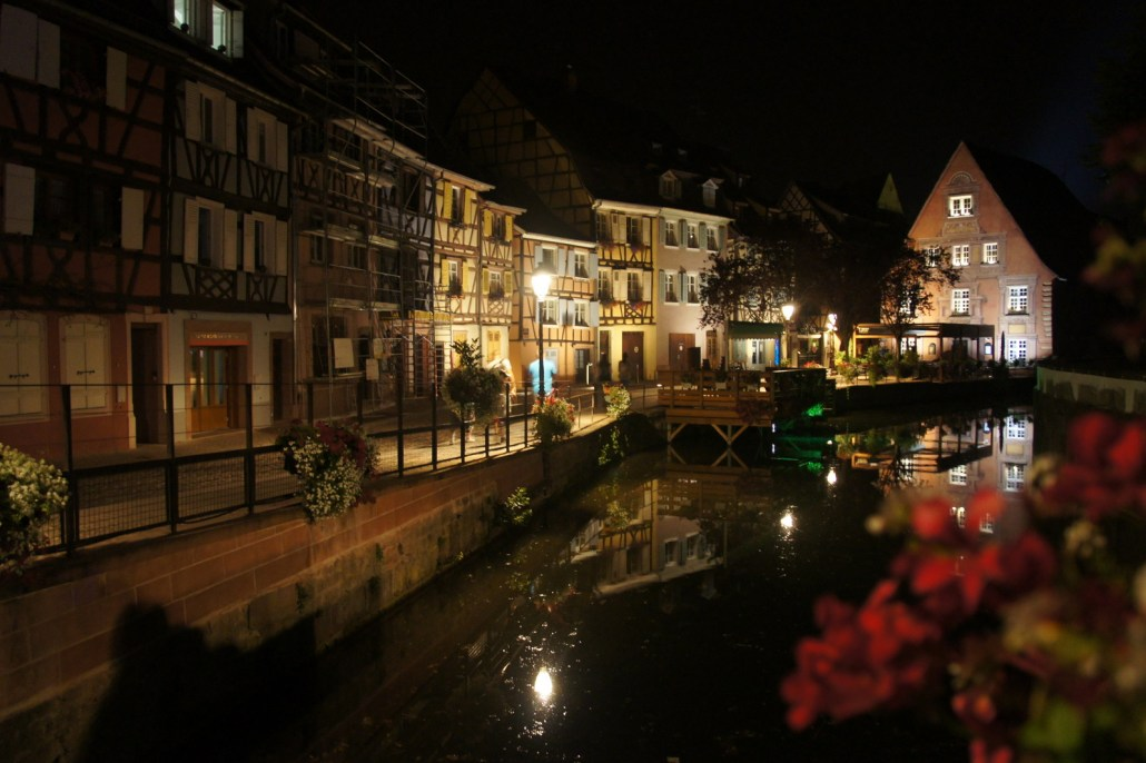 The worst days are canceled by brilliant cities like Colmar, France.