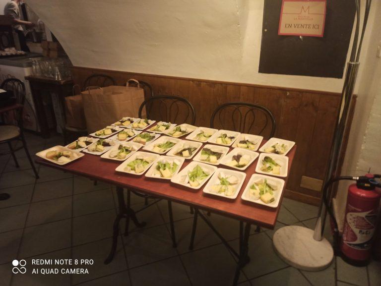 Le caveau Châtillon-en-Diois (26) - Restaurant