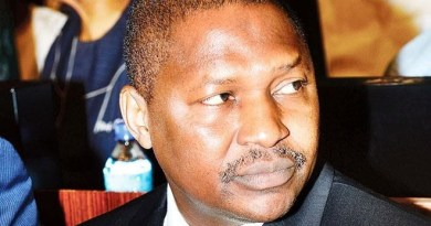 AGF Malami writes to INEC, asks for postponement of election polls in Zamfara