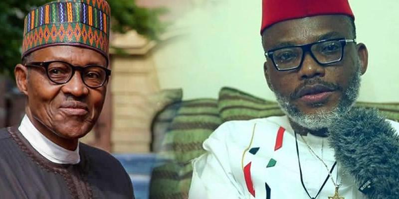 2019: Nnamdi Kanu blasts PDP, insists Buhari is dead