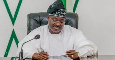 PDP is lying, I'm not owing any Assembly member – Ajimobi claims
