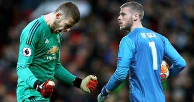 Manchester United set to make David De Gea Highest paid player in the Premier League with bumper deal