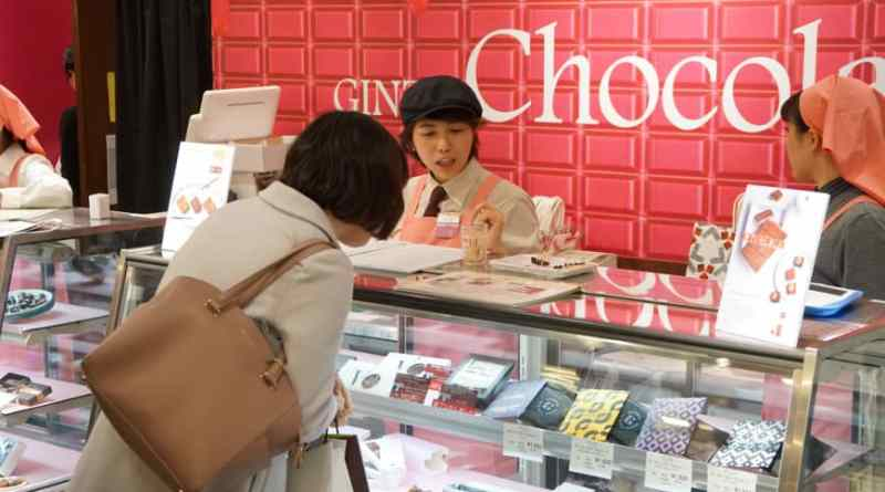 Women in Japan are rebelling against Valentine's Day tradition that mandates them to give chocolates to men