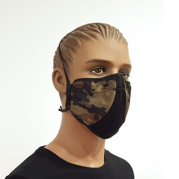 mascara guerra