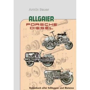 Porsche Diesel Datenbuch Schlepper Motoren Armin Bauer