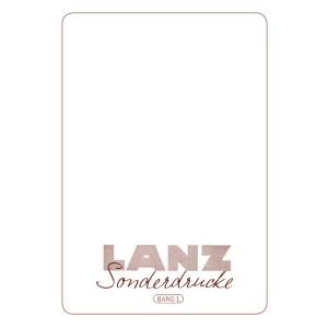 Lanz-Bulldog Sonderdrucke Teil 1