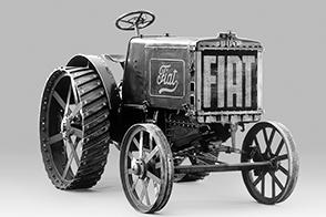 traktorpool präsentiert die Top 5 Traktorgiganten und ihre Urahnen.