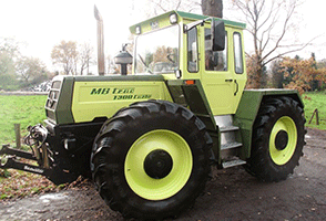 MB trac 1300 gebraucht auf traktorpool