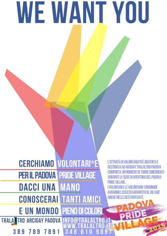 volontari ppvillage2015
