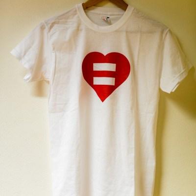 t-shirt #lostessosi arcigay