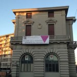 Giorno della Memoria Padova Olocausto LGBTI Corona triangolare rosa giorno della memoria 27 gennaio padova