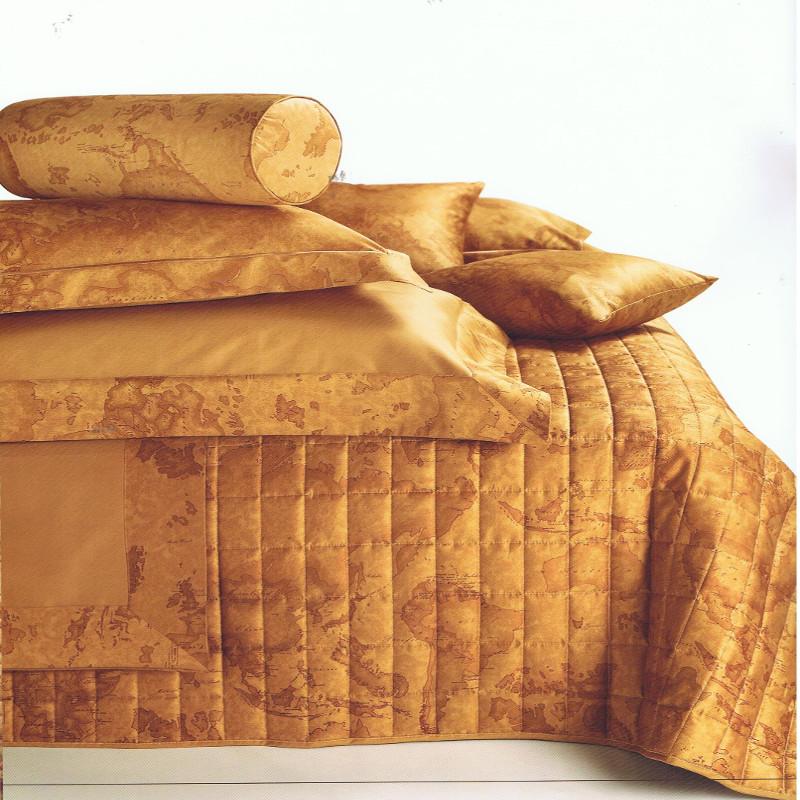 Dimensioni standard matrimoniali 270×265 cm. Trapunta Alviero Martini Geo Luxury Matrimoniale Tramit It