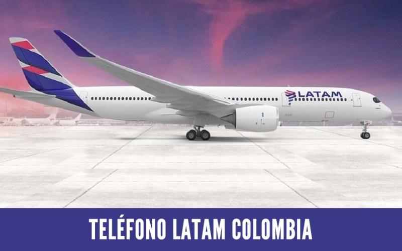 telefonos latam en colombia para reservas de tiquetes aereos economicos