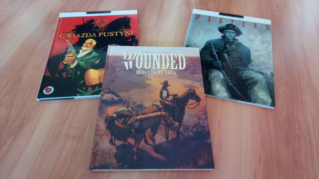 western Wounded