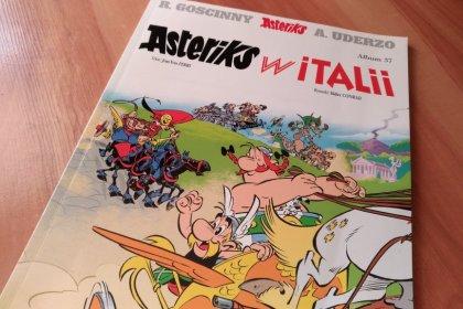 Asteriks w Italii