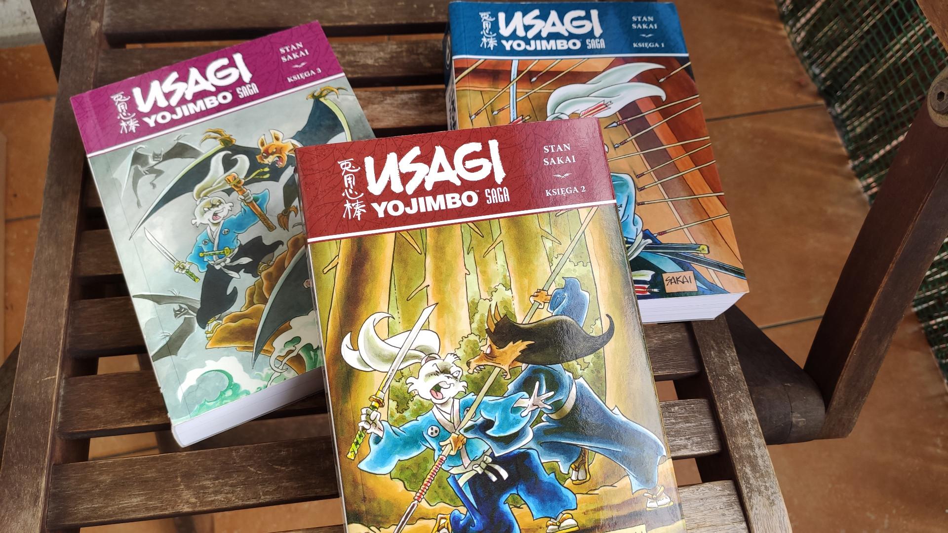 Usagi saga