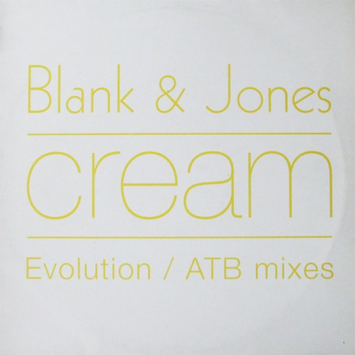 Blank & Jones - Cream