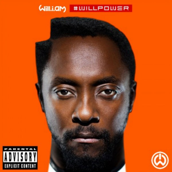 Will.i.am - #willpower Album Cover