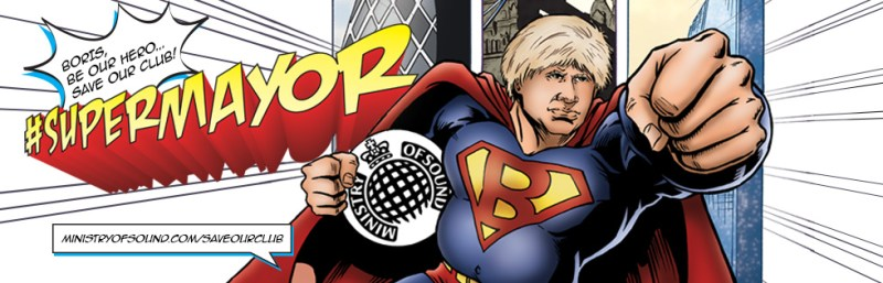 Boris #SuperMayor