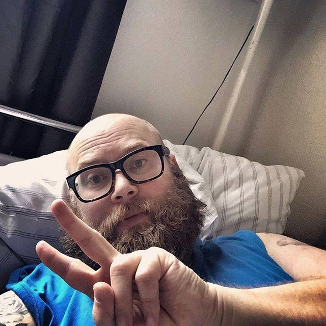 Alex M.O.R.P.H. in Hospital Awake