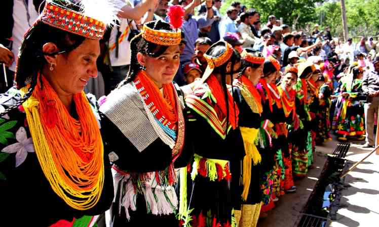 Kalash is one of the best places to visit in Pakistan