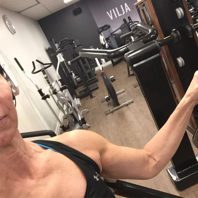 Gymmar knns riktigt bra faktiskt Gillar ju annars grupptrning bsthellip