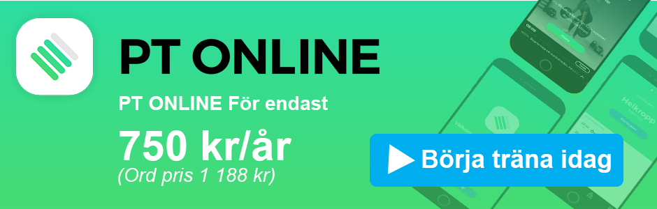 bästa pt online