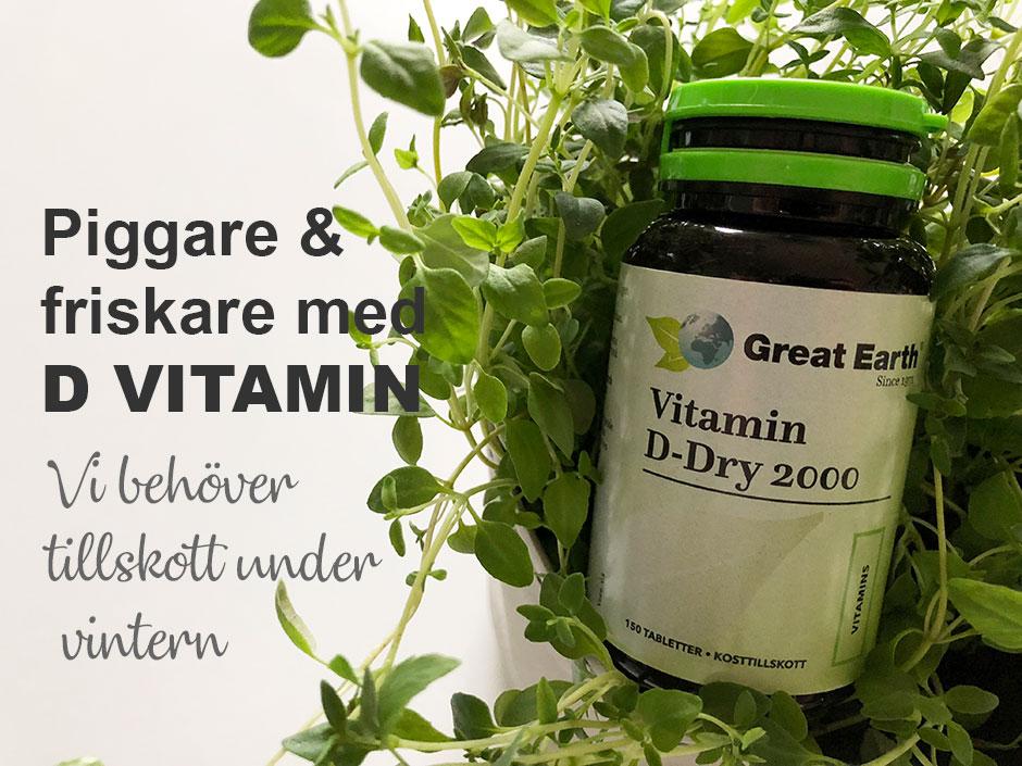 d vitamin lagras