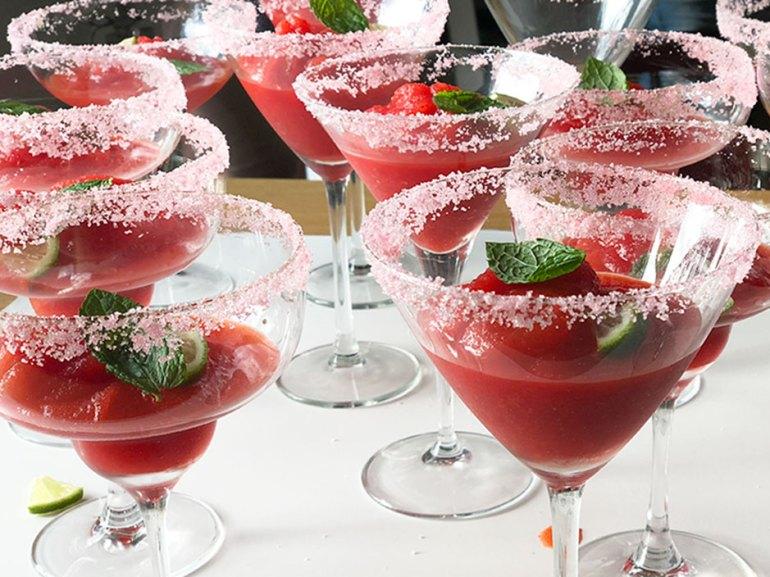 Frozen Strawberry Daiquri