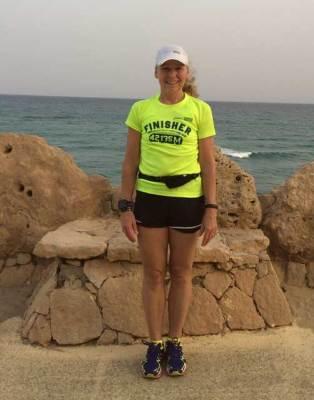 Bild på Ingrid, personlig tränare