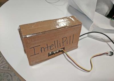 Intellipill: a smart pill management system (Won $10,000 @ LinkedIn Hackathon)